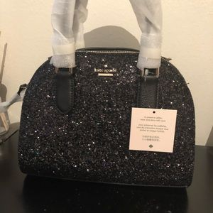 kate spade Bags - Kate Spade Laurel Way Mini Riley Black (001)